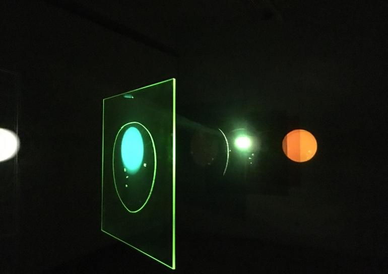 five suns - after Galileo (Foto) No. 2