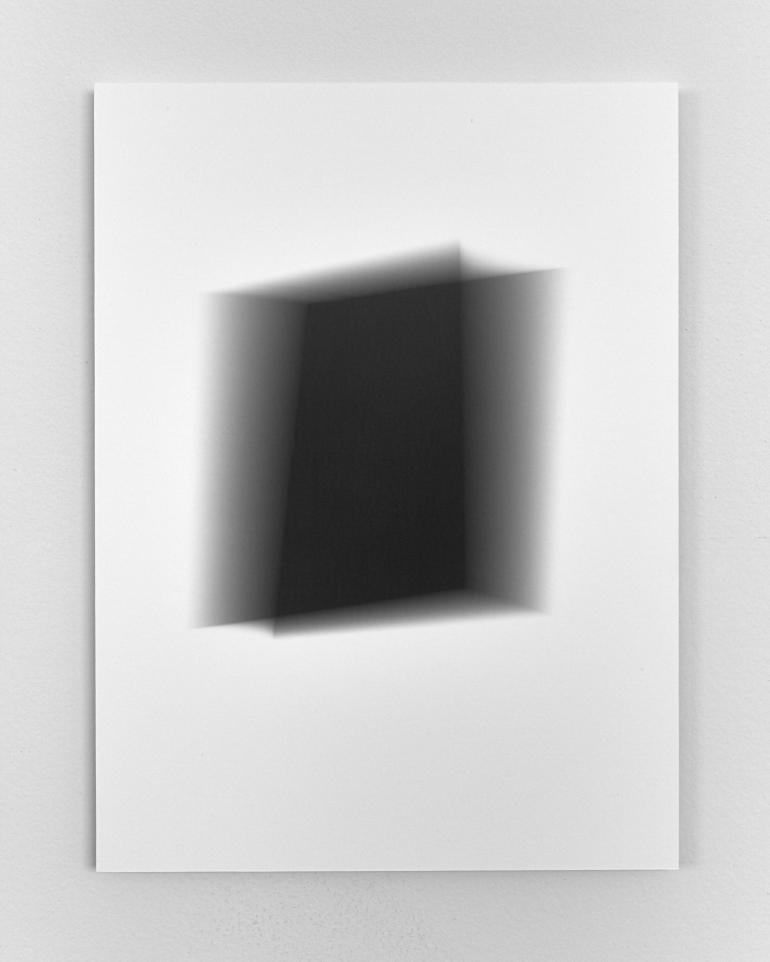 Julius Stahl - 4 aus Gruppe I - Luminogramm 2017