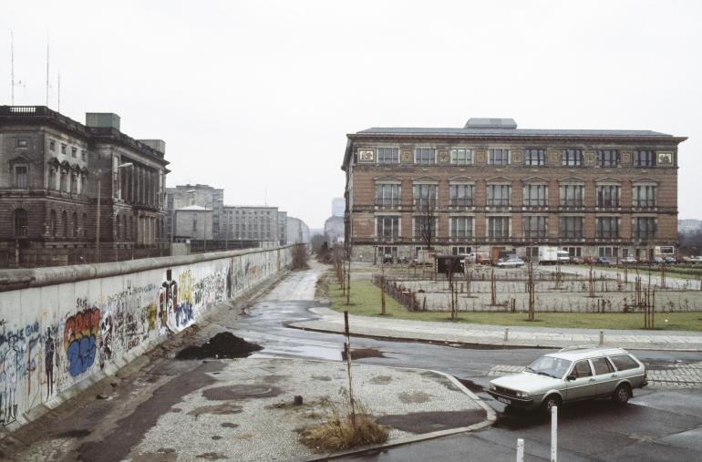 Martin Gropius Bau, Berlin 1983