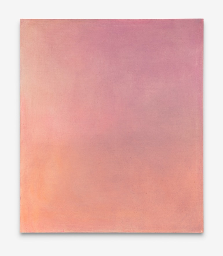 prehisotric sunset a.b.II,2019,135x115cm,oil on cavnas